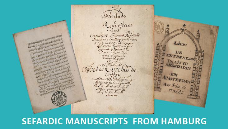 Sefardic Manuscripts from Hamburg